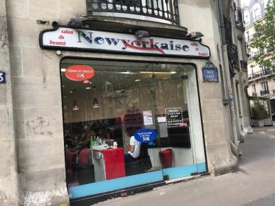 Newyorkaise - Manucure - Paris
