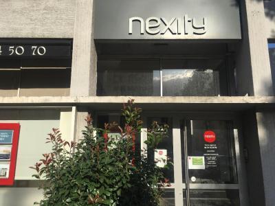 Nexity Lyon Part-Dieu NEXITY LAMY - Promoteur constructeur - Lyon