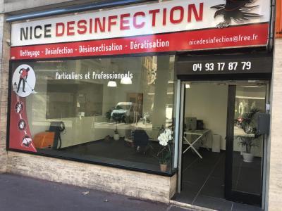 Nice Désinfection - Dératisation, désinsectisation et désinfection - Nice
