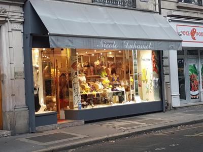 Duhamel Nicole - Lingerie - Paris