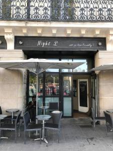 Night L Nantes - Café bar - Nantes