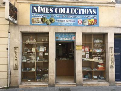 Nîmes Collections - Philatélie - Nîmes