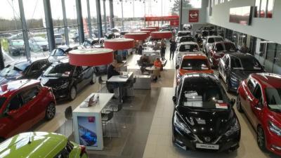 Nissan Espace 3 Rennes - St Gregoire - Garage automobile - Saint-Grégoire