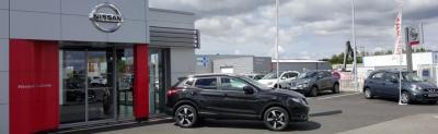 Nissan Les Ajoncs Concessionnaire - Concessionnaire automobile - Challans