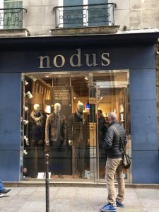 Nodus - Vêtements homme - Paris