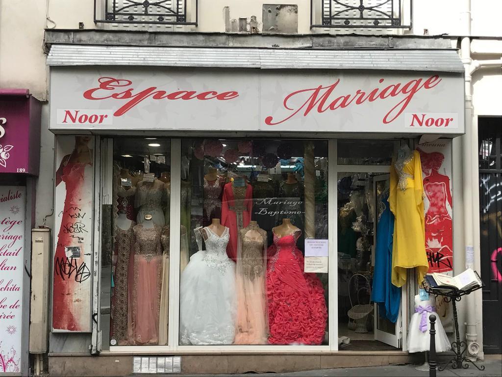 Noor Mariage Paris - Robes de mariée (adresse,