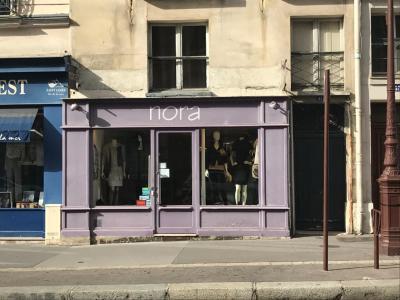 Nora - Vêtements femme - Versailles