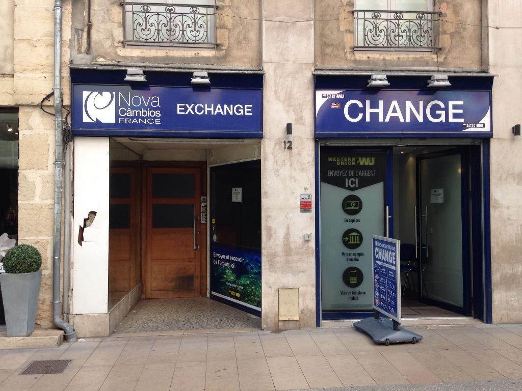 Novacambios Dijon Bureau De Change Adresse