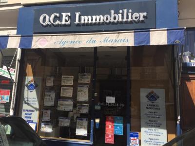 O.C.E Immobilier - Agence immobilière - Paris