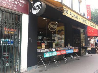 O'cd - Disquaire - Paris