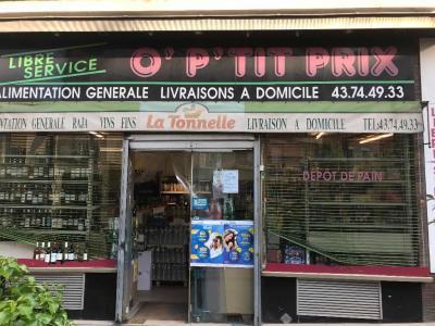 O' P'tit Prix - Alimentation générale - Vincennes