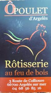 O Poulet - Restaurant - Argelès-sur-Mer
