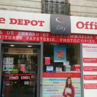 OFFICE DEPOT City Paris 10ème Magenta - PARIS