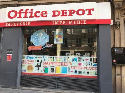 Office Depot France - Papeterie - Paris