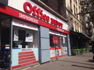 Office Depot - Vente de matériel et consommables informatiques - Boulogne-Billancourt