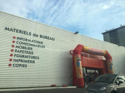 Office Dépot France - Vente de matériel et consommables informatiques - Vénissieux