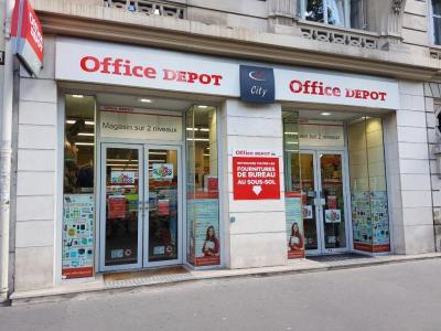 Office Depot - Matériel de bureau - Paris