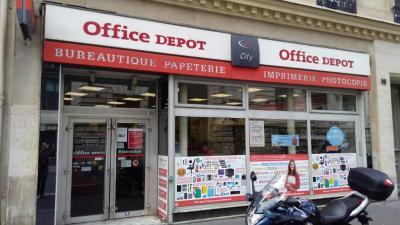 Office DEPOT Paris 02ème 4 Septembre - Vente de matériel et consommables informatiques - Paris
