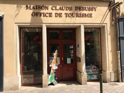 Office De Tourisme Intercommunal Saint Germain Boucles De Seine - Office de tourisme et syndicat d'initiative - Saint-Germain-en-Laye