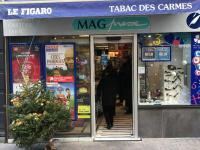 Tabac Des Carmes Nantes Bureau De Tabac Adresse