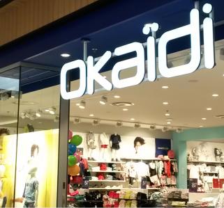 Okaidi - Vêtements enfant - Rennes