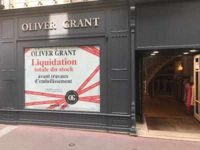 Oliver Grant Diffusion - Vêtements homme - Rouen