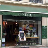 Boutique Oliviers & Co Rue de Levis - PARIS