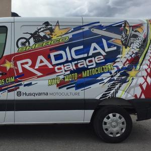 RADICAL GARAGE - Auto Moto et Motoculture - Agent concessionnaire motos et scooters - Briançon