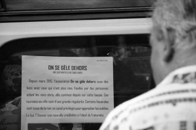 On se Gèle Dehors - Association humanitaire, d'entraide, sociale - Marseille