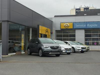 Opel Cherbourg Automobiles - Garage automobile - Cherbourg-en-Cotentin