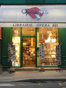 Opéra BD - Librairie - Paris