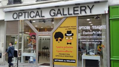 Optical Gallery - Opticien - Paris
