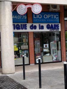 Optique de la Gare - Opticien - Montigny-le-Bretonneux