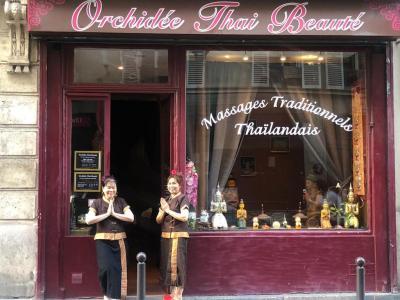 Orchidée Thaï Beauté - Relaxation - Paris