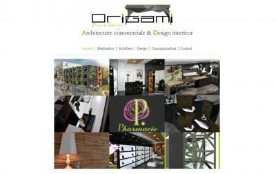 Origami - Architecte d'intérieur - Corbeil-Essonnes