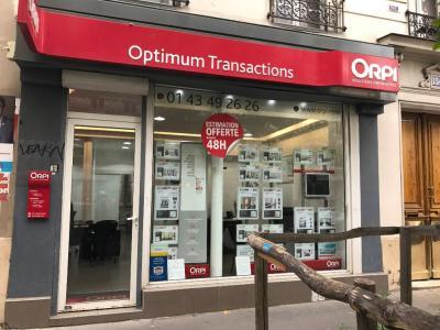 Orpi Optimum - Agence immobilière - Paris
