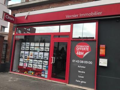 Orpi Vernier Immo conseil - Agence immobilière - Neuilly-sur-Marne