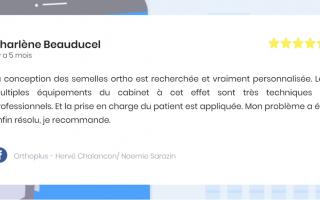ORTHOplus Orthopédie - Hervé CHALANCON