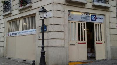 Orvif - Matériel de plomberie - Paris