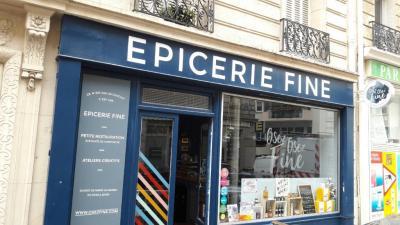 Osez Osez Fine - Salon de thé - Paris