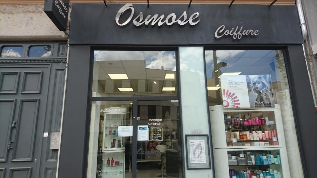 Osmose Coiffure Lyon - Coiffeur (adresse, horaires, avis)