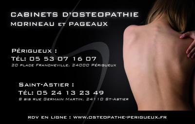 Alexandre Pageaux - Ostéopathe - Périgueux