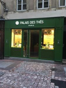 Palais des Thes - Importation de thé - Metz
