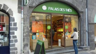 Palais Des Thés - Importation de thé - Clermont-Ferrand