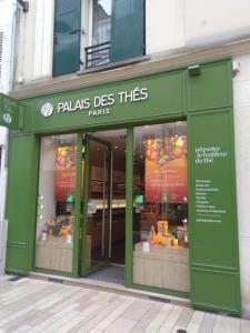 Palais Des Thés - Importation de thé - Vincennes