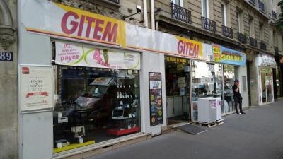 Gitem Euronics - Vente et installation d'antennes de télévision - Paris