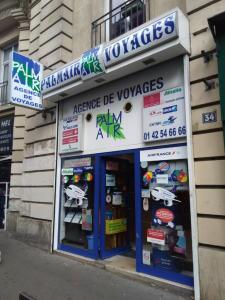 Palmair SARL - Hôtel - Paris