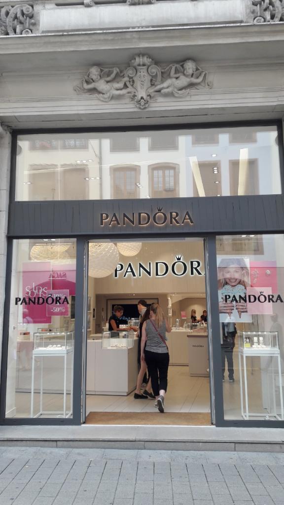 Boutique Pandora - Bijouterie à Strasbourg (adresse)