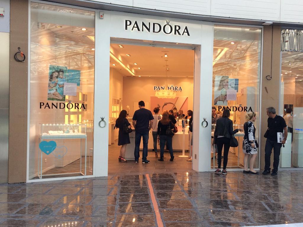Pandora France Lieusaint - Bijouterie (adresse)