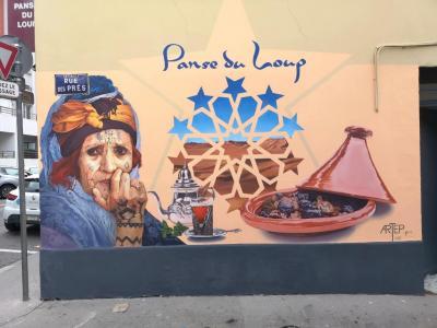 Panse du Loup - Restaurant - Lyon